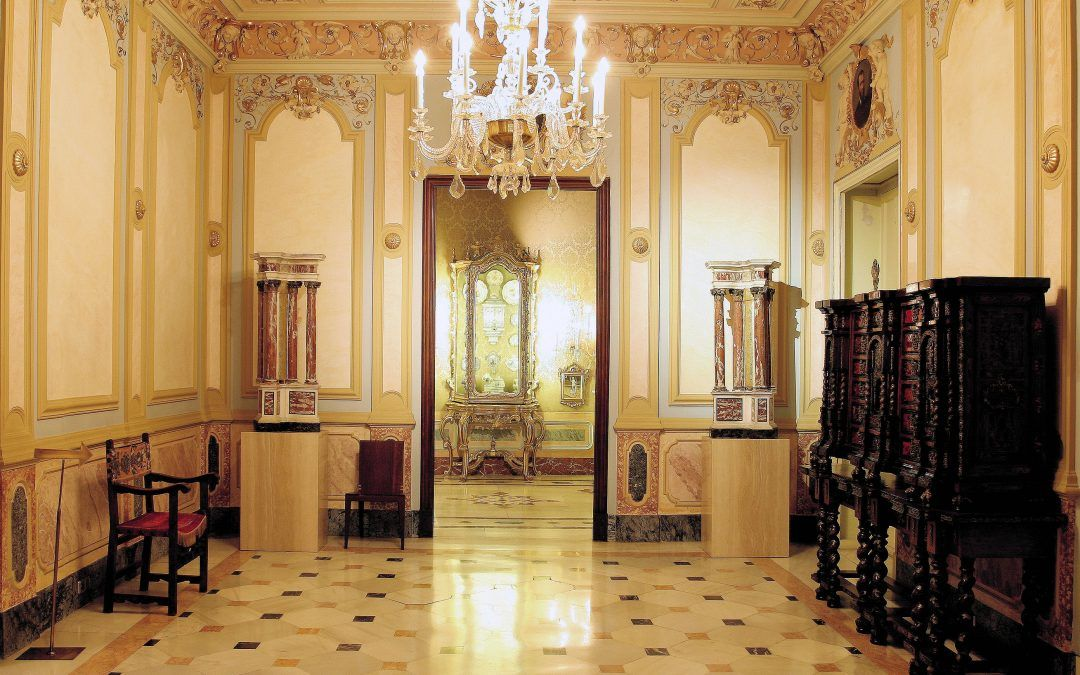Room of illustrious personages
